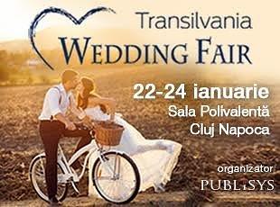 Targ nunta Transilvania Wedding Fair 2016