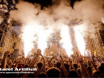 Spectacol Artificii Nunta Cluj