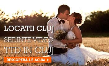 Locatii video TTD in Cluj Napoca