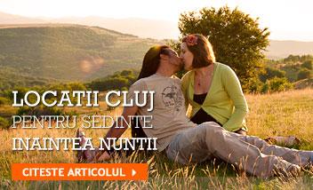 Locatii poze inaintea nuntii in Cluj